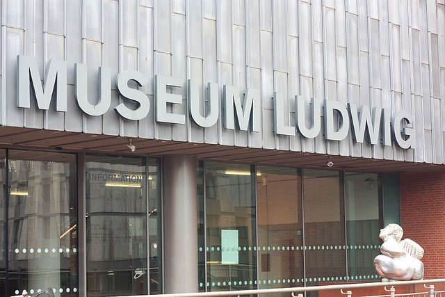 Museum Ludwig, Koeln, Cologne, Germany
