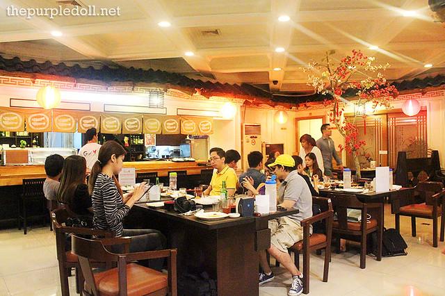 Genji-M Japanese Korean Restaurant Kalayaan Ave Makati Ave