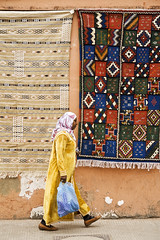 Everyday Colours, Marrakesh, Morocco