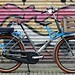 WorkCycles Fr8 Uniframe 7022 grey w 5015 blue