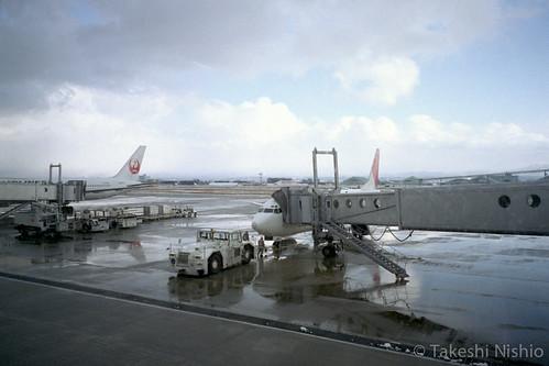 搭乗 / boarding