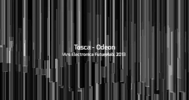 Tosca - Odeon - AEC Futurelab
