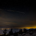 Lunar Eclipse of April 2014 over Lake Tahoe by Grant Kaye