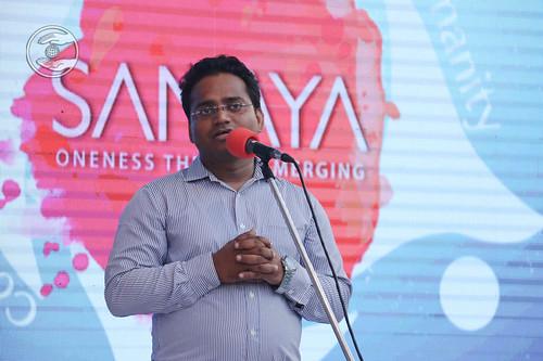 Aprit from Chennai, Tamil Nadu, expresses his views