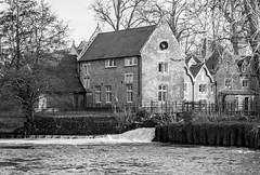 Canford School Weir