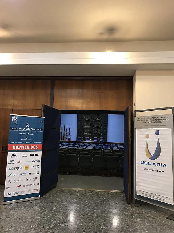 Segurinfo Uruguay 2017