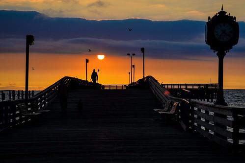 sunrise northbeachboardwalk travel colormyworld instagram washingtonian weddingdestination beachtown