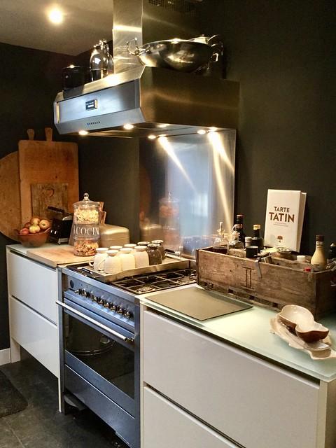 Keuken landelijk