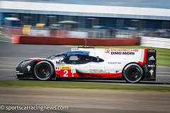 Porsche 919 Hybrid World Endurance Championship Silverstone 2017 Sportscar Racing News
