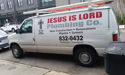 Jesus Is Lord Plumbing