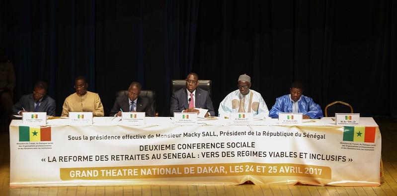 Pr sidence de la r publique du s n gal site du pr sident - Cabinet de la presidence de la republique ...