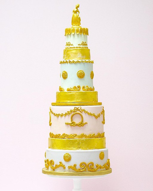 Cake by Rosalind Miller Cakes
