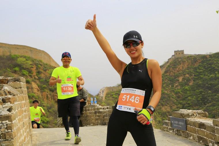 北京金山嶺長城馬拉松-攝影師照片-2
