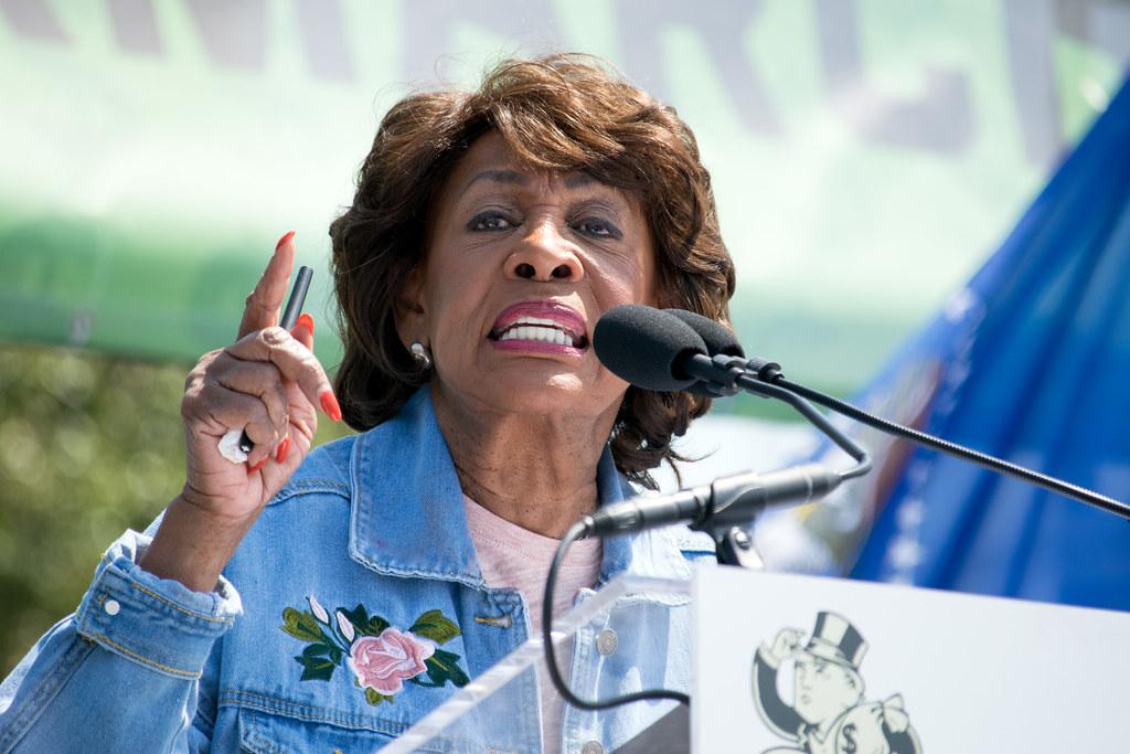 Representative Maxine Waters