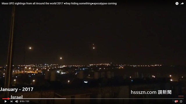 Mass UFO sightings from all Around the world A
