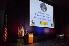 Vietnam Veterans Honored at 50th Anniversary Commemoration  at College of DuPage 2017 1