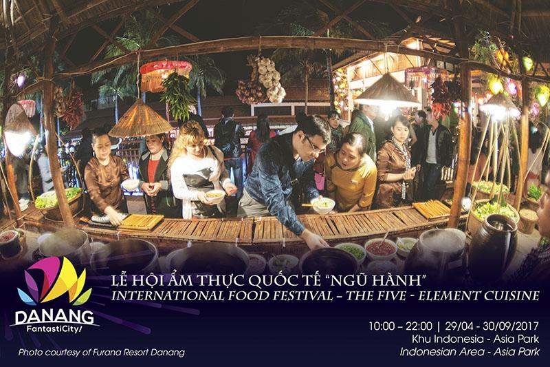 Lễ hội ẩm thực quốc tế Ngũ Hành