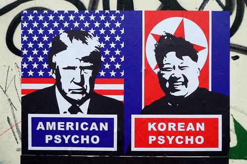 American Psycho / Korean Psycho