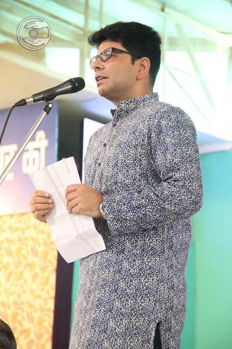Rakesh Mutreja from Delhi, expresses his views