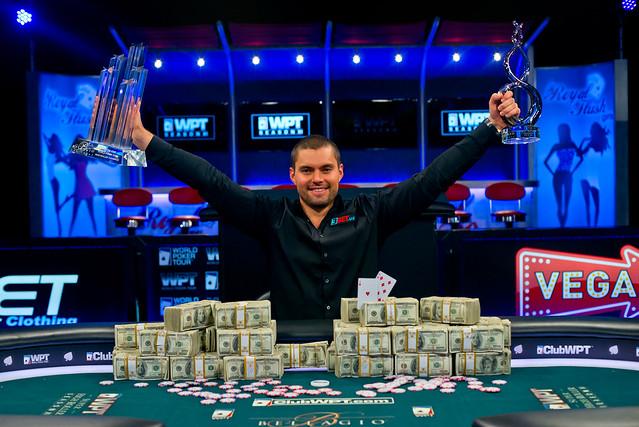 David Sands Wins WPT World Championship Super High Roller 1023750 WPT World  Championship – Super High Roller Level 21: 50,000-100,000 | World Poker Tour