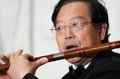 flute, nose, flautist, wind instrument,
