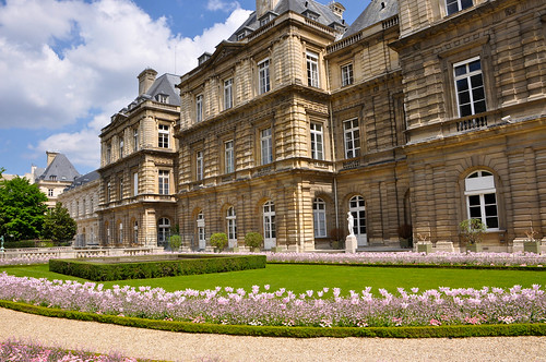 Jardin de Luxemburgo