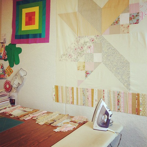 worktable & design wall