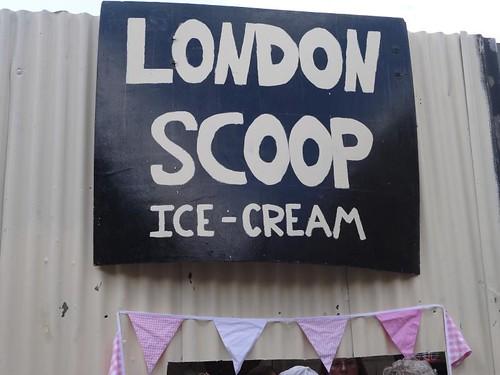 London Scoop ice cream