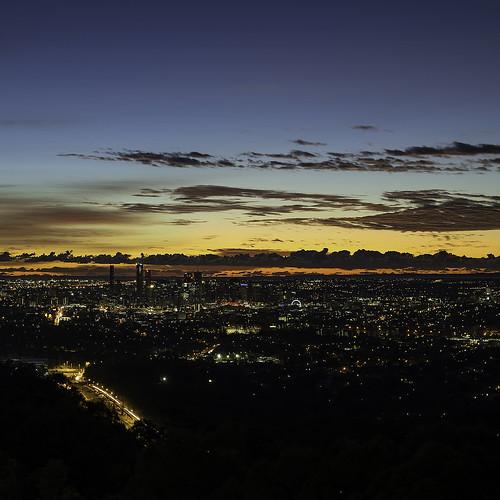 sunrise cityscape pentax brisbane queensland k5 carlzeiss mtcoottha zk distagont235
