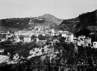 Ascoli com'era: Acquasanta Terme, una vista da San Vito! (193?)