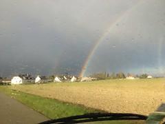 rainbow - Photo of Barenton-sur-Serre