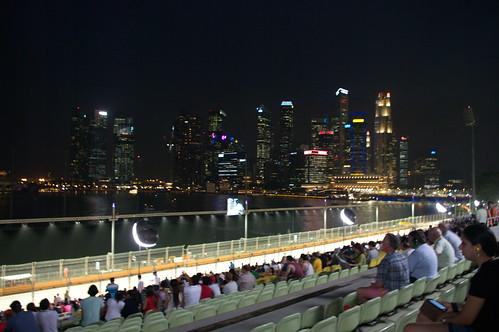 【写真】シンガポールF1