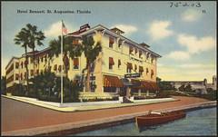 Hotel Bennett, St. Augustine, Florida