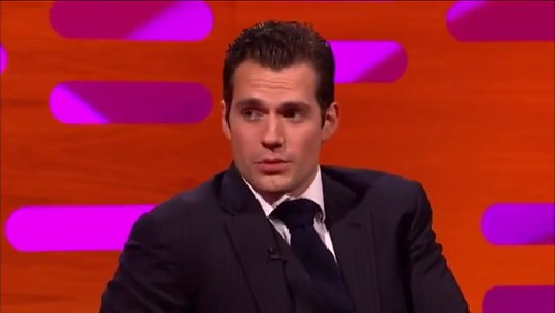 Henry on the Graham Norton Show