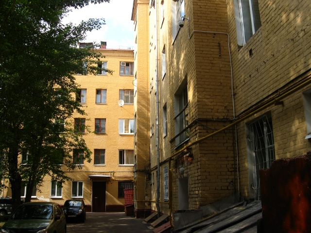 Жилые дома кооператива 1-е Замоскворечье 14