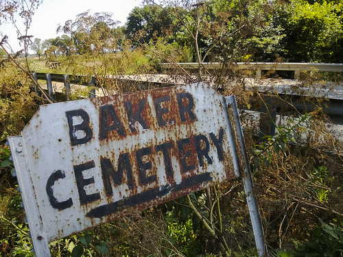 Baker Cemetery by b.poulter