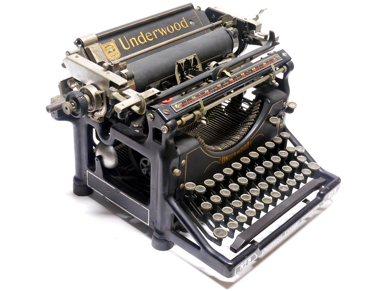 Underwood No. 5 #1938245-5