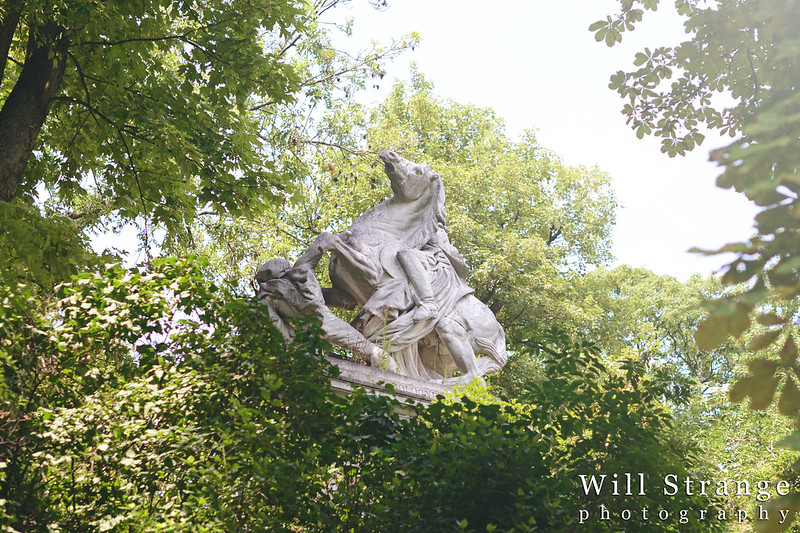 Trip to Pere Lachaise cemetery