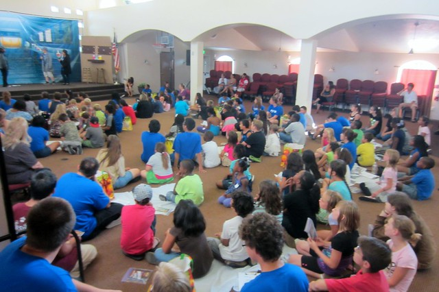 vbs day 2 1