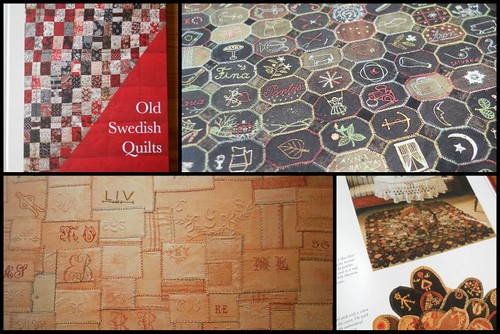 Special quilt book by Landanna