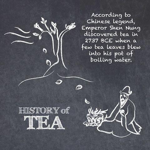 History Tea