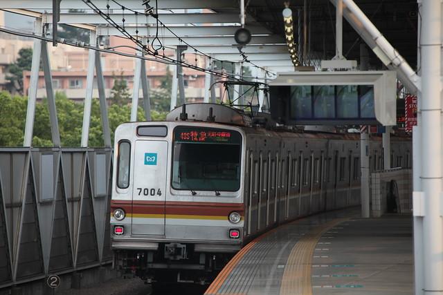 東京メトロ 7000系 10連