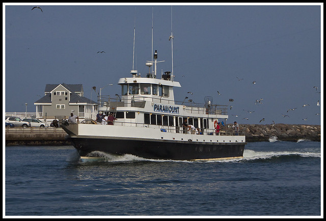 Flickriver all our travels and outings pool for Point pleasant fishing boats