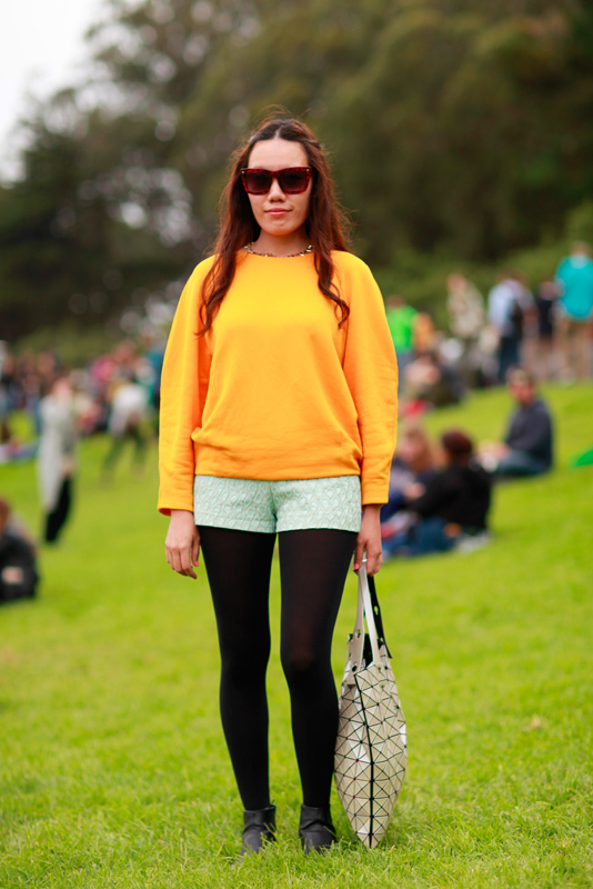 eva_osl2013 Golden Gate Park, outside lands, Quick Shots, San Francisco, street fashion, street style, women