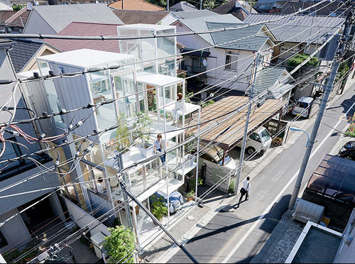 Transparent House 5