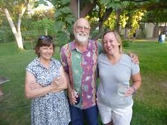 Paula, Fred, Tiina