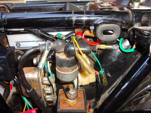 cb750 wiring help please rh dotheton com Ford Wiring Harness Kits Ford Wiring Harness Kits