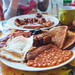Seven Bees Cafe Full English Breakfast by lomokev