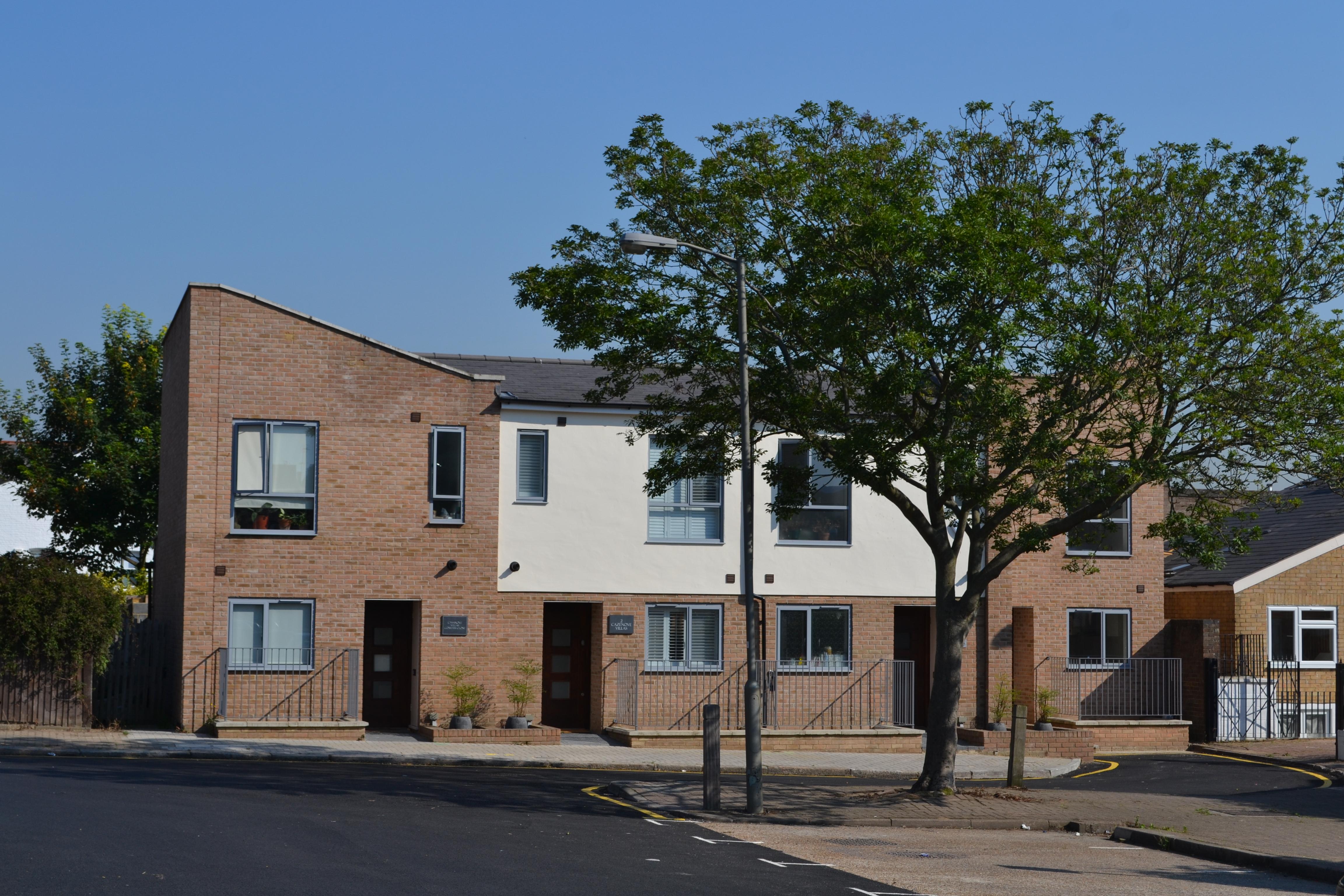 New Build in Wandsworth