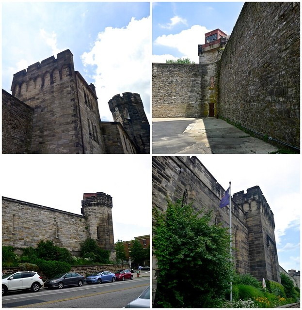 Eastern State Penitentiary Outer Walls